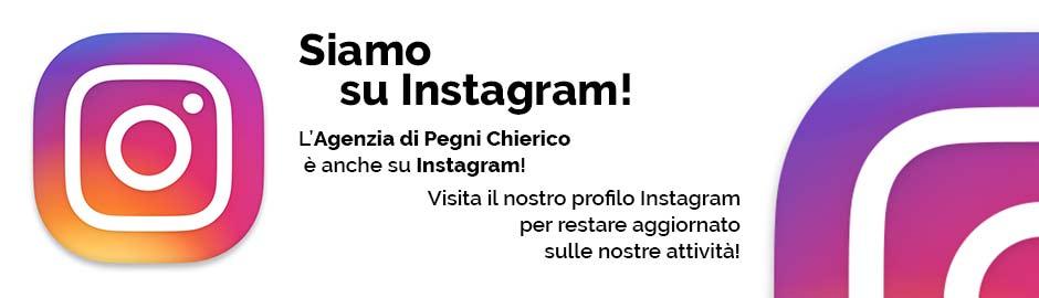 Agenzia Pegni Chierico su Instagram